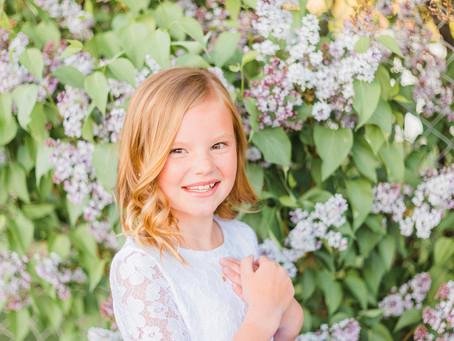 Reese || Baptism Photos