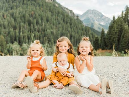 Jorgensen || Family Photos