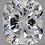 Thumbnail: CORTE COJÍN, Diamante lab 1.51ct, F, VS1