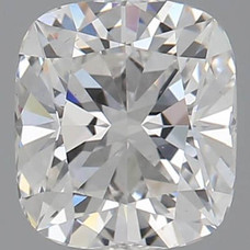 CORTE CUSHION, Diamante lab, 1.03ct, F, VS2