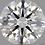 Thumbnail: CORTE REDONDO BRILLANTE, Diamante lab 0.6ct, E, VS1, corte ideal