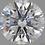 Thumbnail: CORTE REDONDO BRILLANTE, Diamante lab 0.9ct, D, VS1, corte ideal