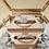 Thumbnail: Churumbela personalizada, Oro de 14K, Moissanita 0.5ct en total