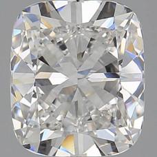 CORTE CUSHION, Diamante lab, 3,01ct, F, VS1