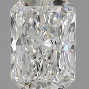 CORTE RADIANTE, Diamante lab, 1.01ct, G, VS2