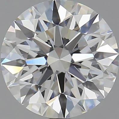 CORTE REDONDO BRILLANTE, Diamante lab, 2.01ct, G, VVS1, c. excelente