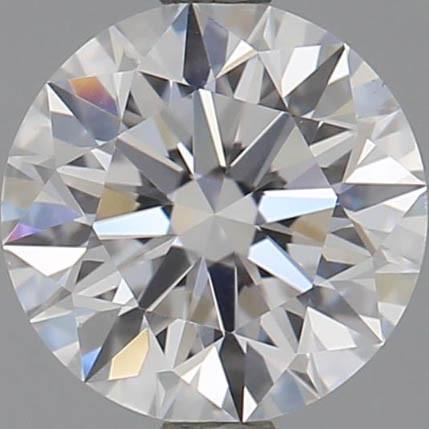 CORTE REDONDO BRILLANTE, Diamante lab, 1.2ct, D, VS1, c. excelente