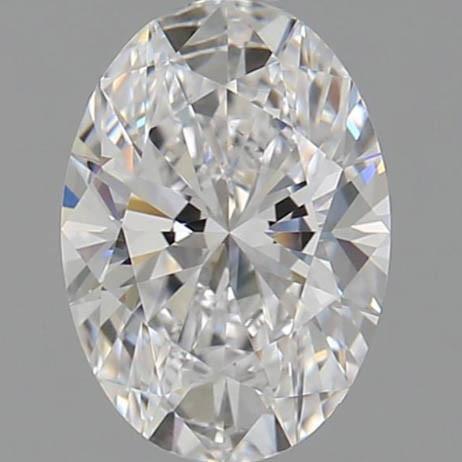 CORTE OVALADO, Diamante lab, 1.17ct, D, VS2