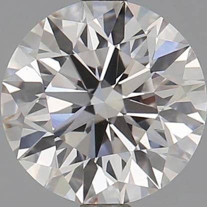 CORTE REDONDO BRILLANTE, Diamante lab, 1.51ct, G, VS1, corte ideal