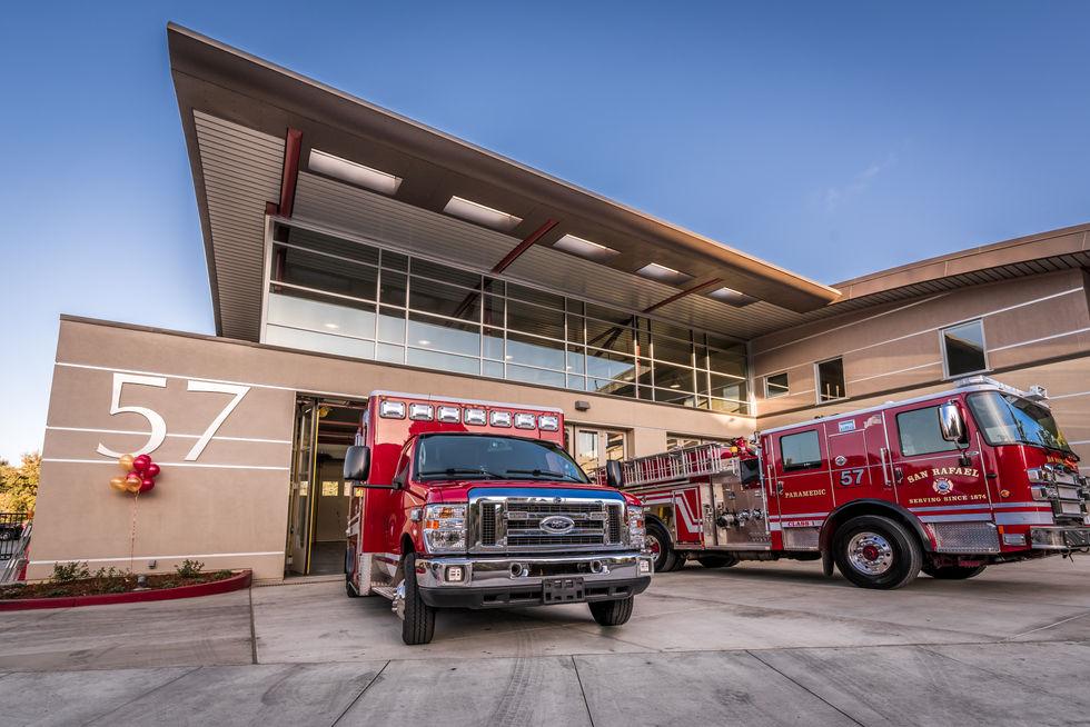 Fire Station | San Rafael, CA