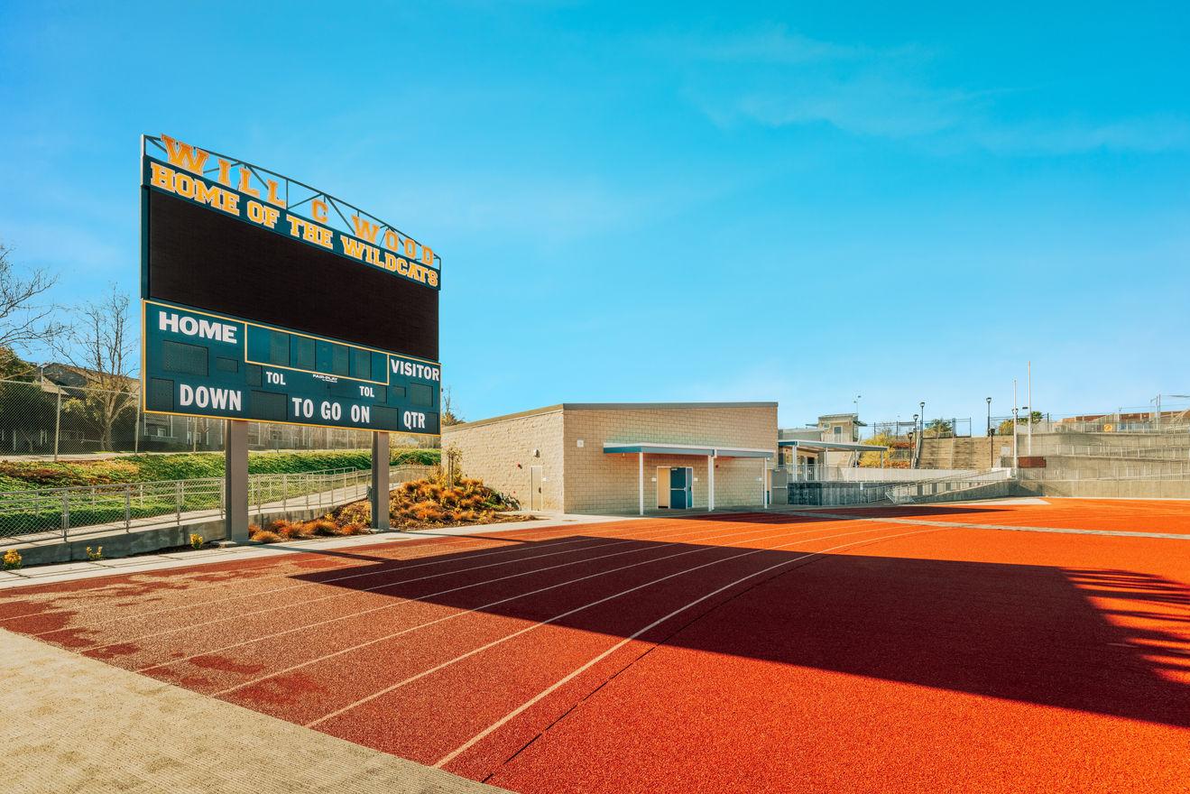 HS Staduim | Fairfield, CA