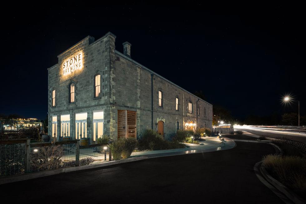 Stone Brewery | Napa, CA
