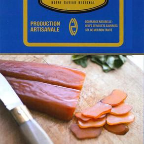 Le Comptoir de la Boutargue ou la boutargue des cousins Sanguinetti : le caviar de la corse.