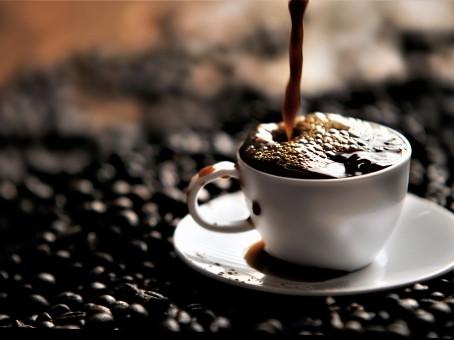 カフェインをとって健康に!