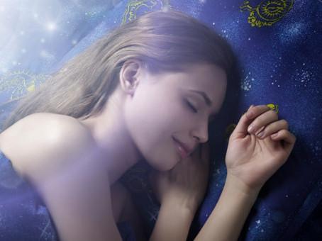 美肌をつくる睡眠♡