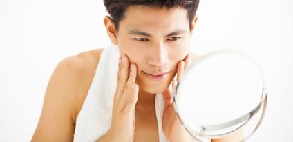 ◆男性必見◆オイリー肌は保湿で対策!