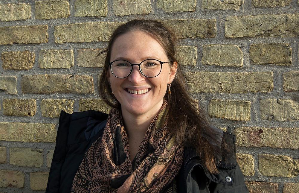 Lov i Lund's Project Coordinator, Ellen Isaksson