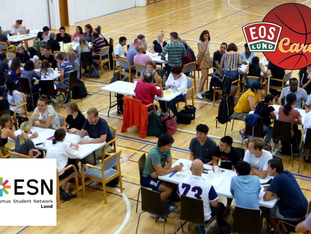 Eos Cares welcomes ESN Lund as co-host of the Language Café