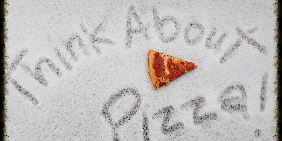 Cook-along 9/12: Vinterpizza