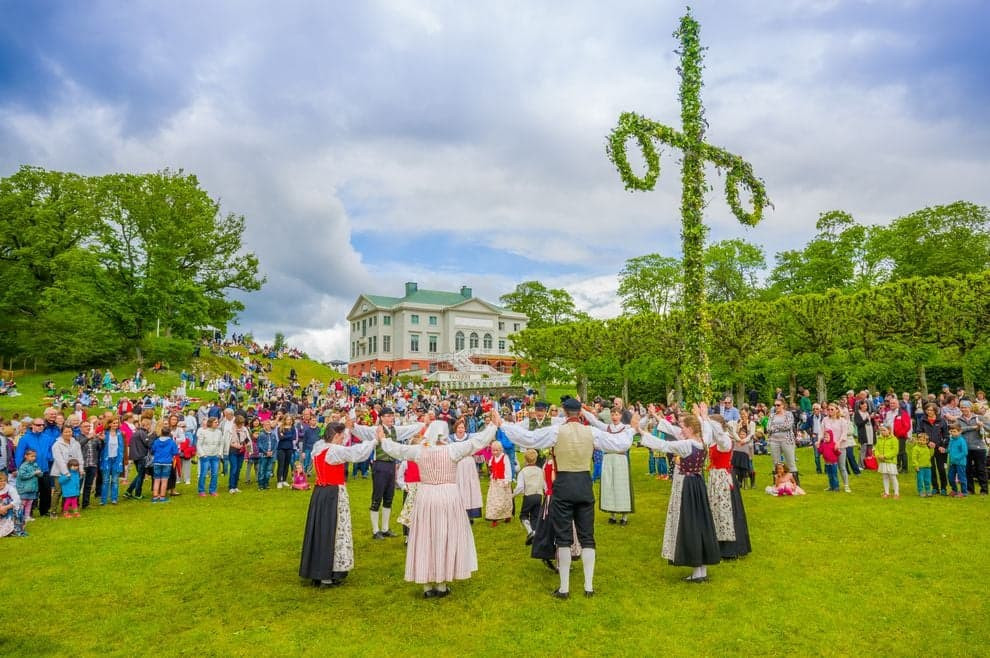 Midsummer day is coming!
