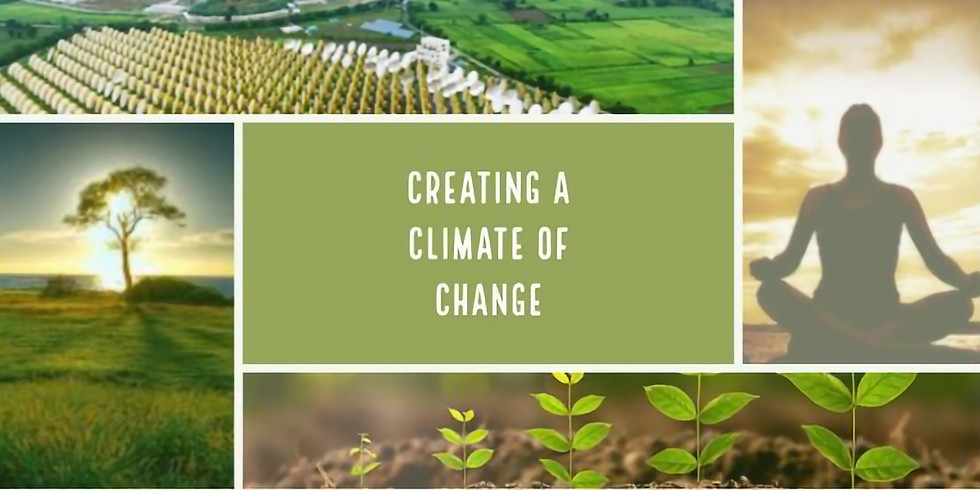 Learning Seminar: Creating a climate of change