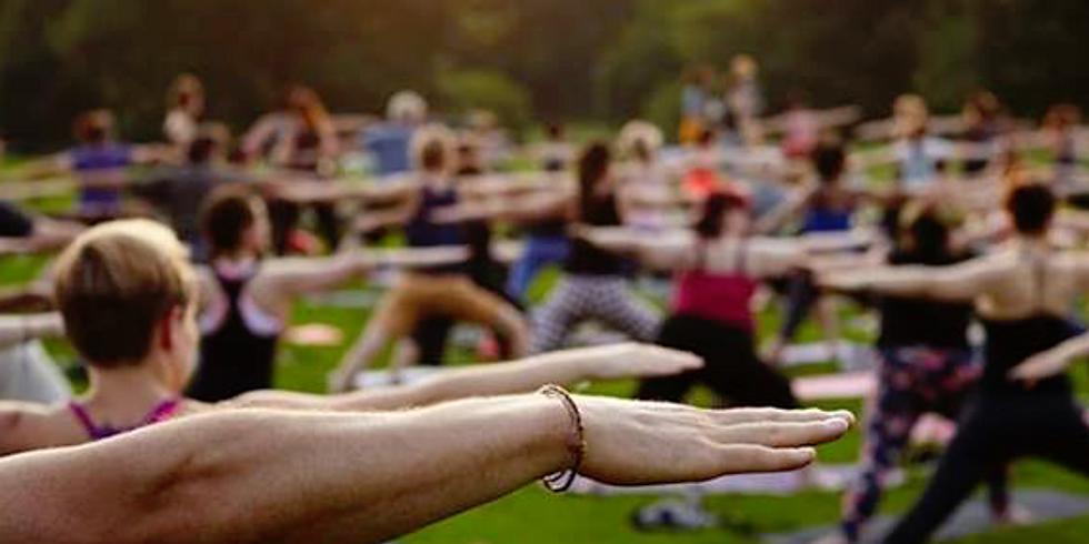 Feb 14th Eos Cares & ESN Yoga session