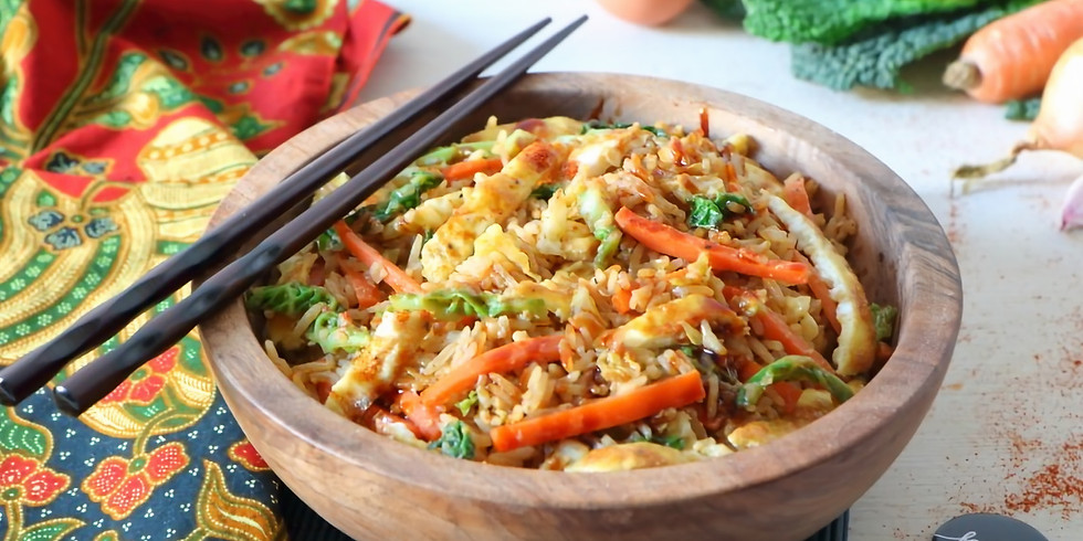 Cook-along: Nasi Goreng