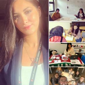 The Internship Experience   Sarah Kahal - Project Manger.