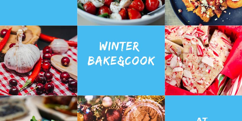 1/12 Winter Bake & Cook
