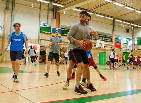 Information about the Eos Cares Basketball Teams