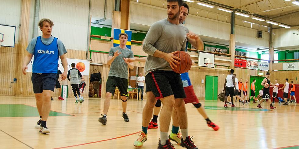 Basketball Introduction & Tournament
