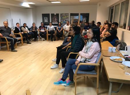 Full House at Seminars on the Swedish Job Market