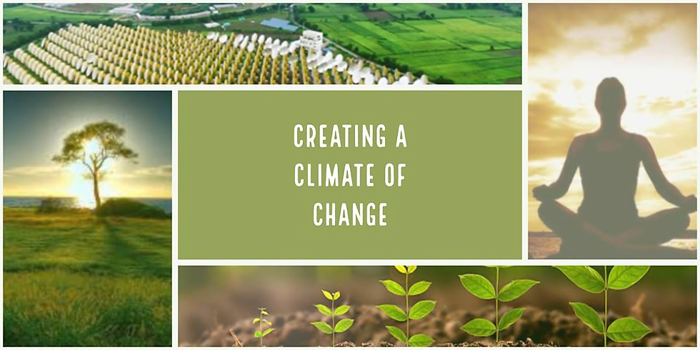Climate Change & Inner Sustainability