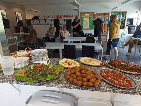 Ung i Burlöv höll utvecklingsdag i Eoshallen