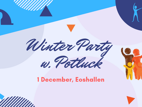 Lund Integration NGO's teaming up for Winter Party