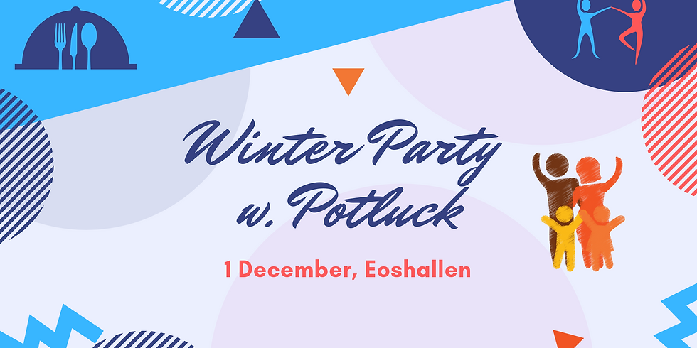 Eos Cares Winter party