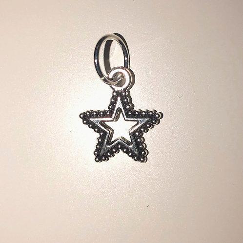 Sølvstjerne markør