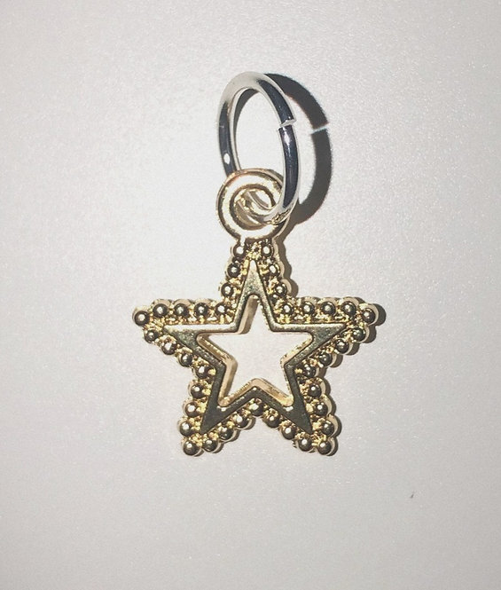 Gullstjerne markør