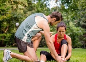 Sportblessures en osteopathie