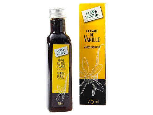 Eurovanille Vanilla Extract with Seeds