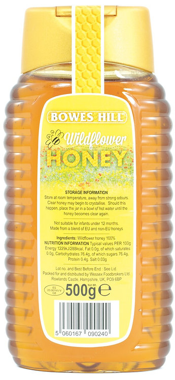 Bowes Hill Wildflower Honey