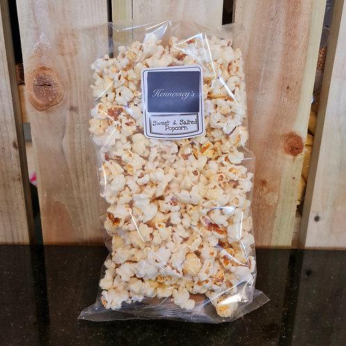 Hennessey's Sweet & Salty Popcorn