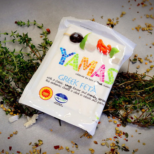 Yamas Greek Feta Cheese