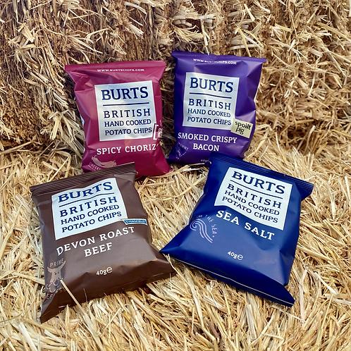 Burts Crisps (Various Flavours)