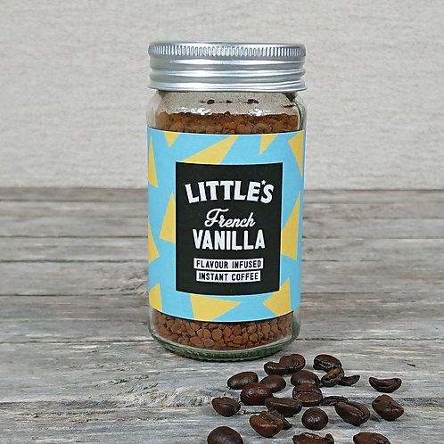 Little's French Vanilla Infused Instant Coffee