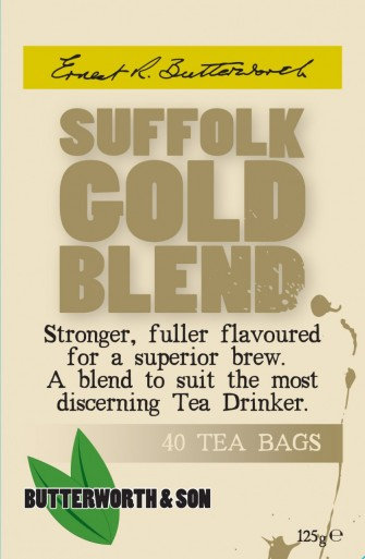 Butterworth & Son Suffolk Gold Blend Tea Bags