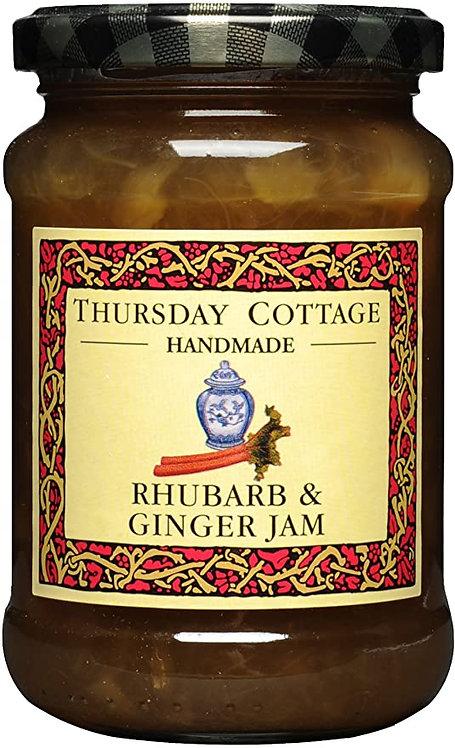 Thursday Cottage Rhubarb & Ginger Jam
