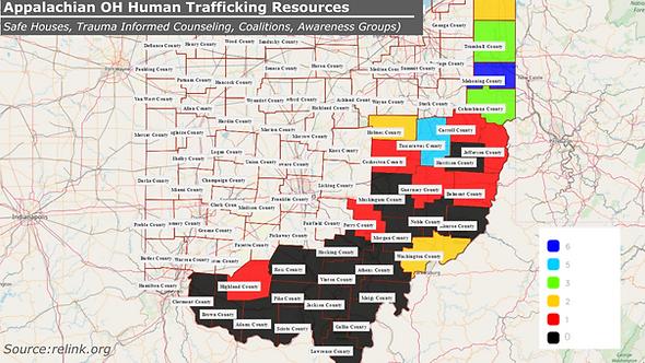 Appalachian Ohio Human Trafficking Resou