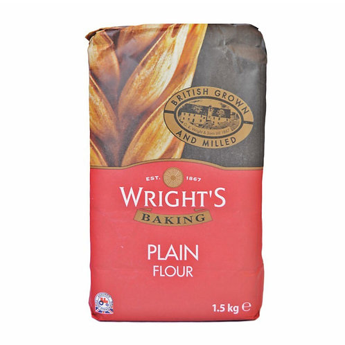 Wrights Plain Flour
