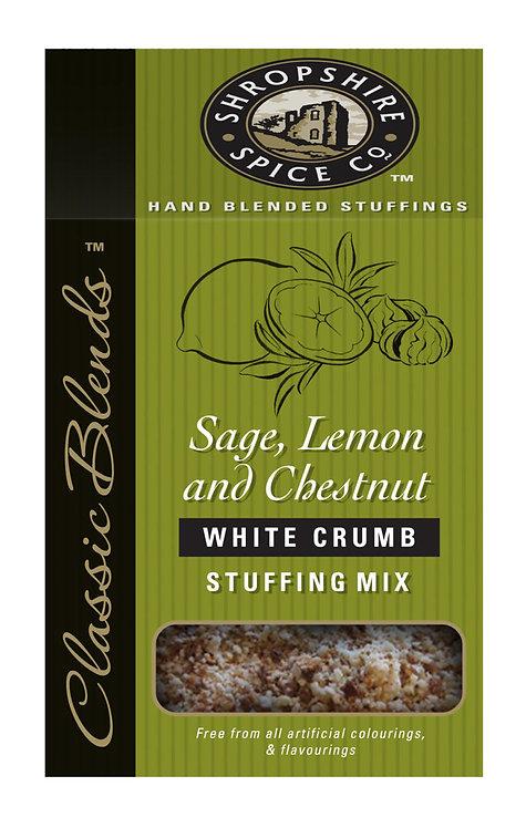 Shropshire Spice Co. Sage, Lemon & Roasted Chestnut White Stuffing